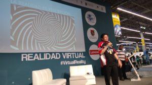 Escenario de Realidad Virtual en Campus